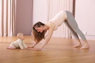 Yoga zur Rückbildung München